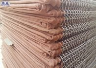 Wire Mesh Military Hesco Barriers Welded Gabion Filled With Sand / Stone
