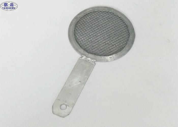 Plain Woven Sintered Stainless Steel Filter Disc